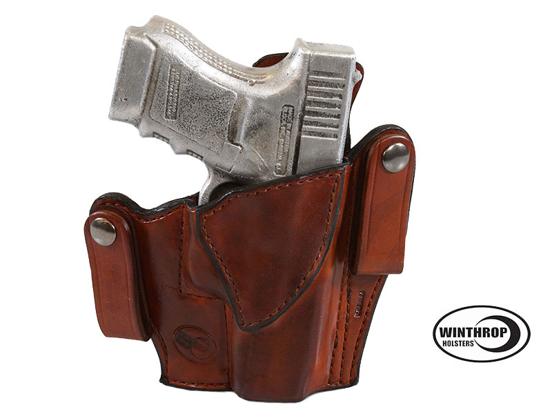 Glock 30Glock 30 Holster Leather